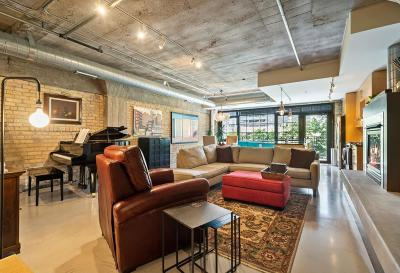 Minneapolis Condo/Townhouse For Sale: 525 N 3rd Street #212