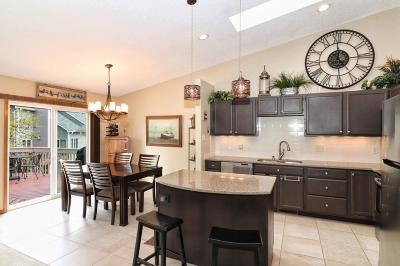 Minnetonka Condo/Townhouse For Sale: 15554 Sussex Drive
