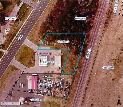 Cambridge Residential Lots & Land For Sale: Xxxx Main Street S