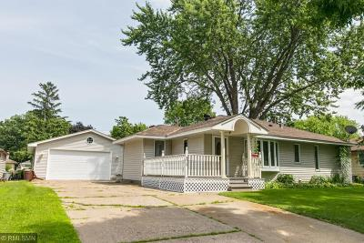 Crystal MN Single Family Home Contingent: $220,000