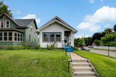 Minneapolis MN Single Family Home For Sale: $150,000