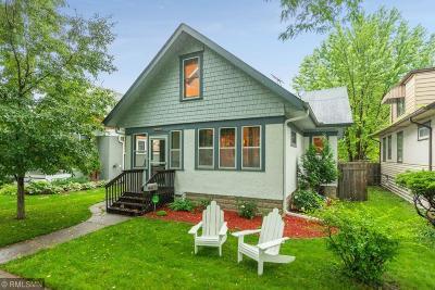 Saint Paul Single Family Home For Sale: 1419 Palace Avenue