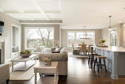 Edina Single Family Home For Sale: 4021 Lynn Avenue