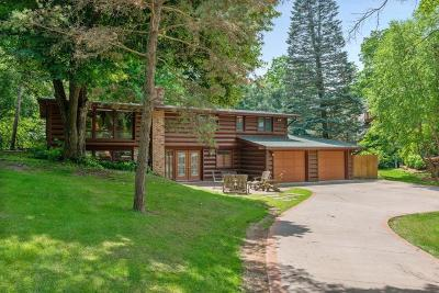 Edina MN Single Family Home For Sale: $559,000