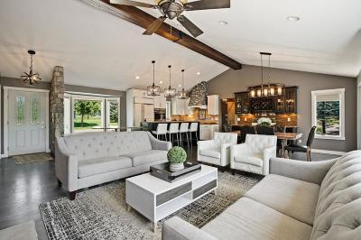 Hugo Single Family Home For Sale: 15325 Irish Avenue N