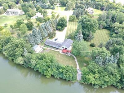 Willmar Single Family Home For Sale: 390 Horseshoe Drive