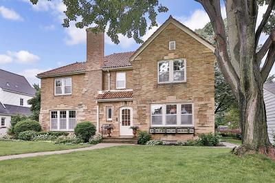Saint Paul Single Family Home For Sale: 1770 Hillcrest Avenue