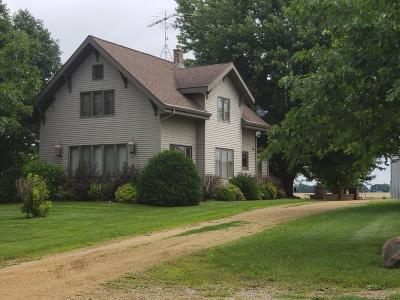 Single Family Home For Sale: 41253 Silver Lake Lane