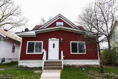 Minneapolis Single Family Home For Sale: 4247 Girard Avenue N