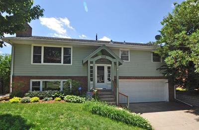 Edina Single Family Home Contingent: 3105 W 60th Street