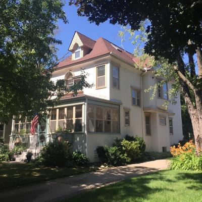 Minneapolis Single Family Home For Sale: 4220 Linden Hills Boulevard