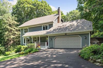 Minnetonka Single Family Home For Sale: 4723 Sparrow Road