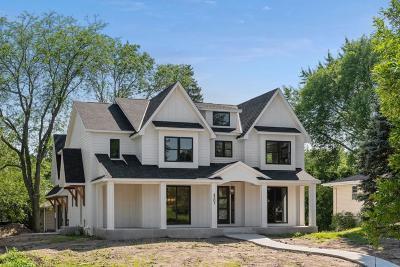Edina Single Family Home Coming Soon: 4501 Dunham Drive