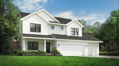 Stillwater Single Family Home For Sale: Xxxx Marylane Avenue N