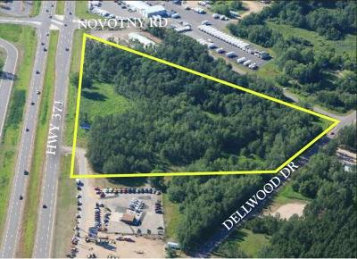 Baxter Residential Lots & Land For Sale: Hwy 371