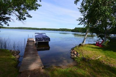 Brainerd Single Family Home For Sale: 5644 Camp Lake Trail