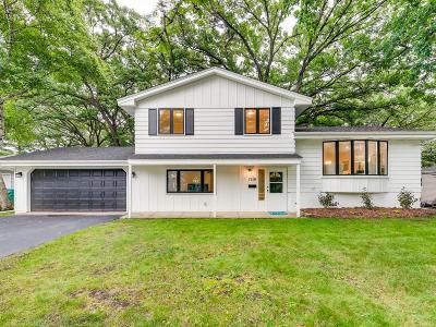 Saint Louis Park Single Family Home Contingent: 7819 Edgebrook Drive