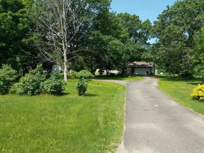 Pepin County Single Family Home For Sale: N6305 N Kirk Road