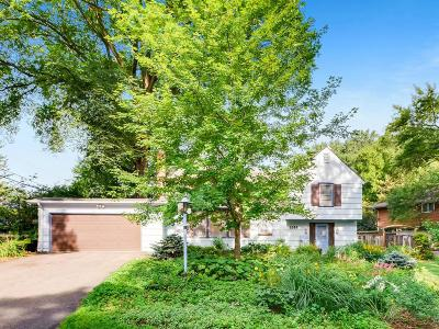 Saint Louis Park Single Family Home For Sale: 2320 Parklands Road