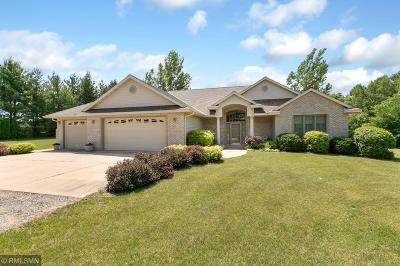 Stearns County Single Family Home For Sale: 8215 427th Street