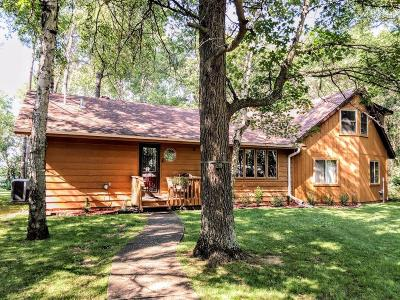 Single Family Home For Sale: 13332 Greenwood Lane