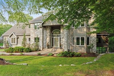 Minnetonka Single Family Home For Sale: 4701 Wedgewood Drive