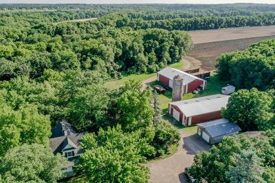 Sherburne County Single Family Home For Sale: 16713 County Road 14