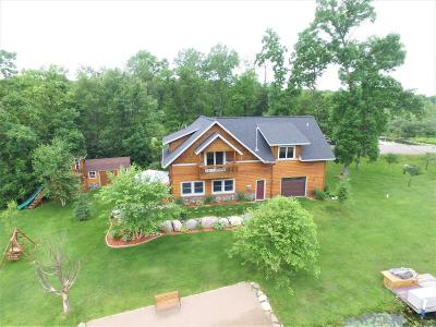 Nisswa MN Single Family Home For Sale: $499,000