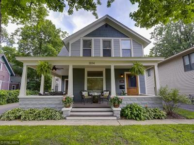 White Bear Lake Single Family Home Contingent: 1894 Birch Lake Avenue