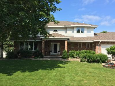 Willmar Single Family Home For Sale: 1712 Hansen Drive SW