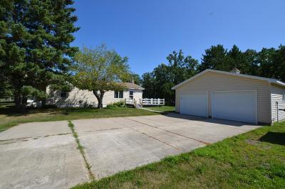 Staples Single Family Home For Sale: 1526 3rd Street NE