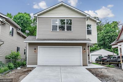 Saint Paul Single Family Home For Sale: 424 Goodrich Avenue