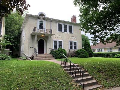Saint Paul MN Multi Family Home For Sale: $535,900
