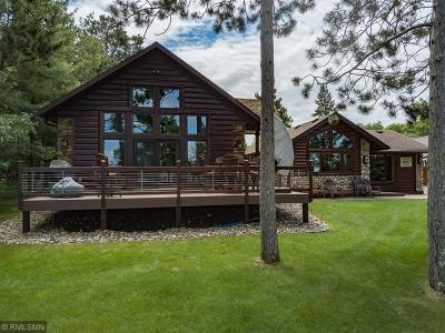Pequot Lakes Single Family Home For Sale: 35827 Northview Harbor Drive