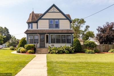 Stewartville Single Family Home For Sale: 126 1st Street E