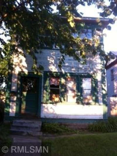 Minneapolis Multi Family Home For Sale: 2909 13th Avenue S