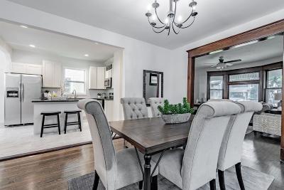 Saint Paul Single Family Home For Sale: 899 Ashland Avenue
