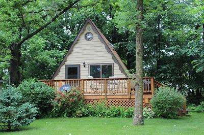 Isle MN Single Family Home For Sale: $115,000