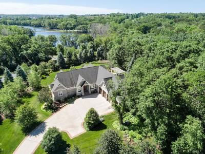 Single Family Home For Sale: 9520 Whistling Valley Trail