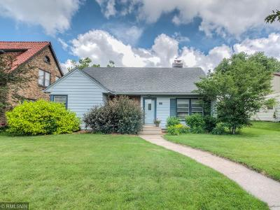 Saint Paul Single Family Home For Sale: 1693 Ford Parkway