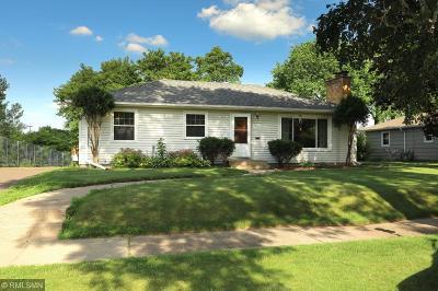 Richfield Single Family Home For Sale: 7501 Sheridan Avenue S