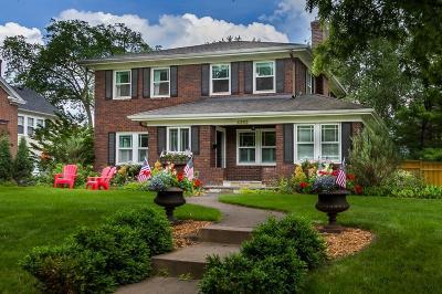 Saint Louis Park Single Family Home For Sale: 4385 Wooddale Avenue