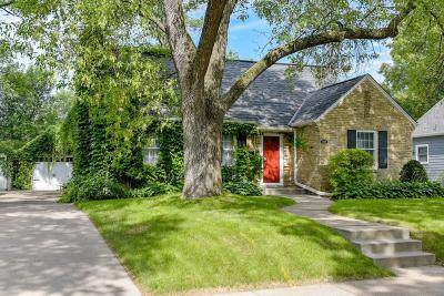 Saint Louis Park Single Family Home Contingent: 3908 Kipling Avenue
