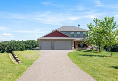Sherburne County Single Family Home For Sale: 18035 120th Street SE