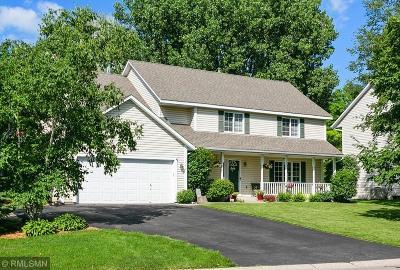 Plymouth Single Family Home For Sale: 3700 Alvarado Lane N