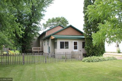 Dassel Single Family Home For Sale: 821 1st Street N