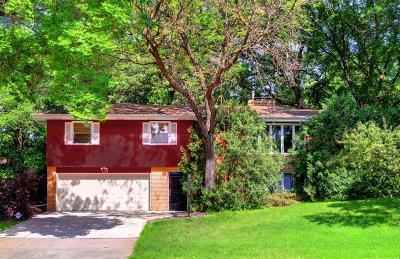 Golden Valley Single Family Home For Sale: 3138 Regent Avenue N