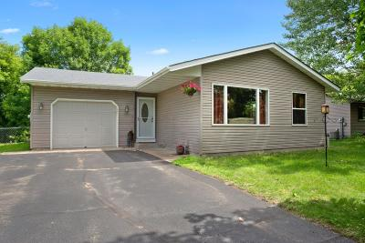 Isanti Single Family Home Contingent: 510 Marion Street SW
