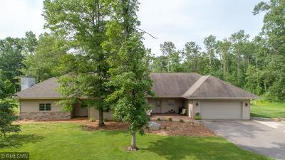 Brainerd Single Family Home For Sale: 10873 N Long Lake Road