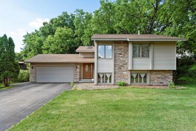 Edina Single Family Home Contingent: 5308 Whiting Avenue